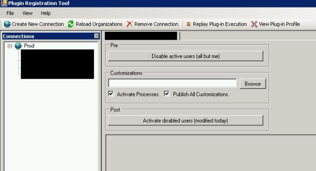 Apply Solution Plugin Registration in action